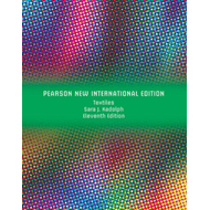 Textiles: Pearson New International Edition (BOK)