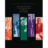 Gaining and Sustaining Competitive Advantage: Pearson New In (BOK)