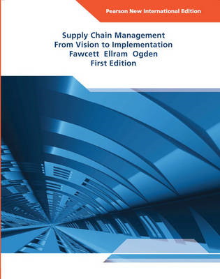 Supply Chain Management: Pearson New International Edition (BOK)