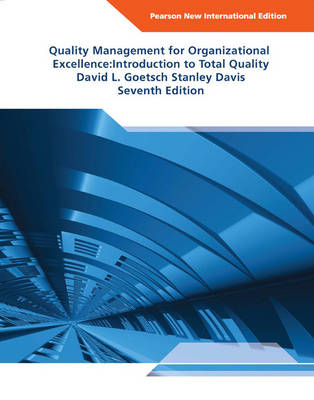 Quality Management for Organizational Excellence (BOK)