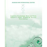 Cognitive Psychology: Pearson New International Edition (BOK)