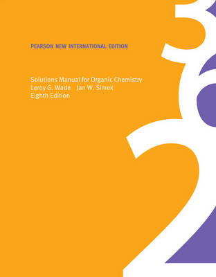 Solutions Manual for Organic Chemistry (BOK)