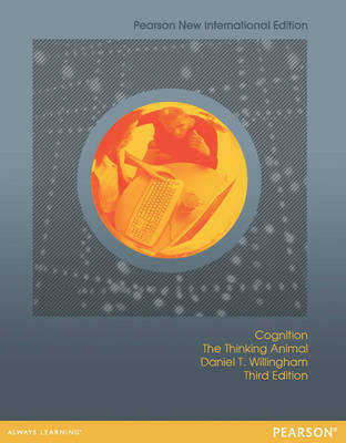 Cognition: The Thinking Animal (BOK)