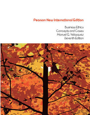 Business Ethics: Pearson New International Edition (BOK)