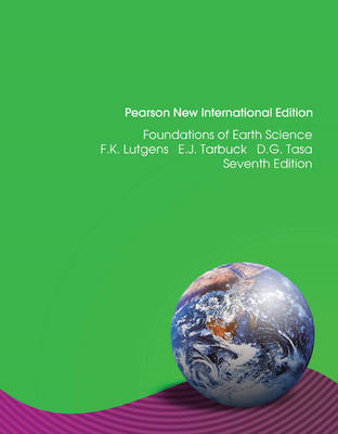 Foundations of Earth Science (BOK)