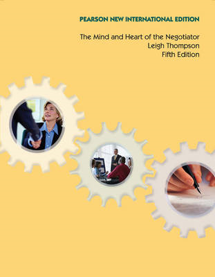 The Mind and Heart of the Negotiator (BOK)