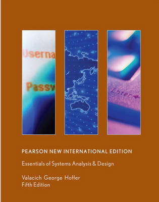 Essentials of Systems Analysis and Design (BOK)