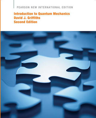 Introduction to Quantum Mechanics: Pearson New International (BOK)