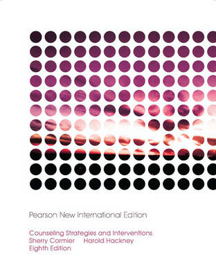 Counseling Strategies and Interventions (BOK)