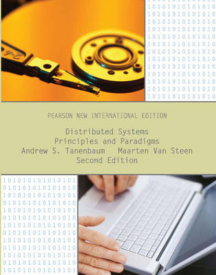 Distributed Systems: Pearson New International Edition (BOK)