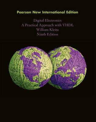 Digital Electronics: A Practical Approach with VHDL (BOK)
