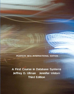 First Course in Database Systems (BOK)