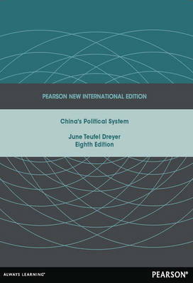 China's Political System (BOK)