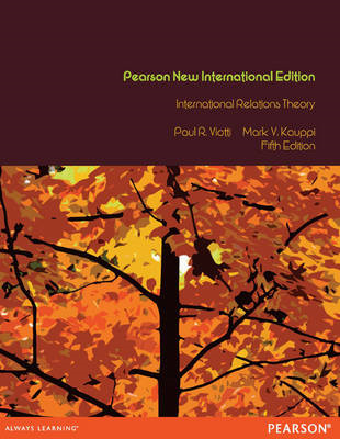 International Relations Theory: Pearson New International Ed (BOK)
