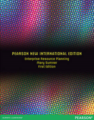 Enterprise Resource Planning: Pearson New International Edit (BOK)