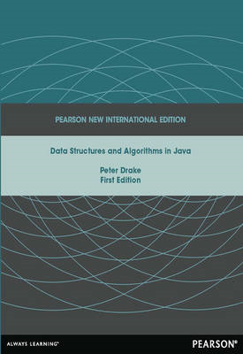 Data Structures and Algorithms in Java (BOK)
