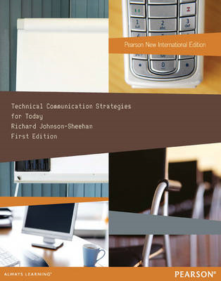 Technical Communication Strategies for Today (BOK)