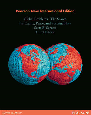 Global Problems: The Search for Equity, Peace, and Sustainability (BOK)