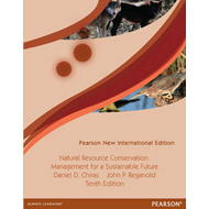 Natural Resource Conservation: Management for a Sustainable Future (BOK)