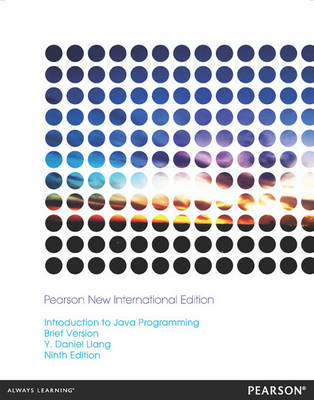 Introduction to Java Programming (BOK)