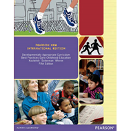 Developmentally Appropriate Curriculum: Best Practices in Early Childhood Education (BOK)
