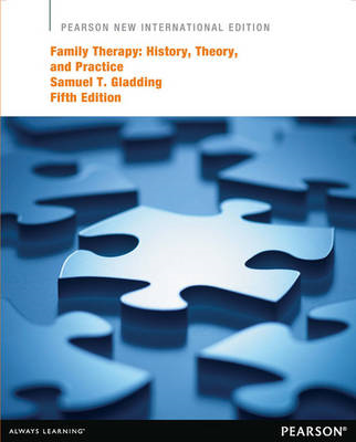 Family Therapy: History, Theory, and Practice (BOK)