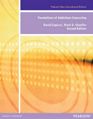 Foundations of Addiction Counseling (BOK)