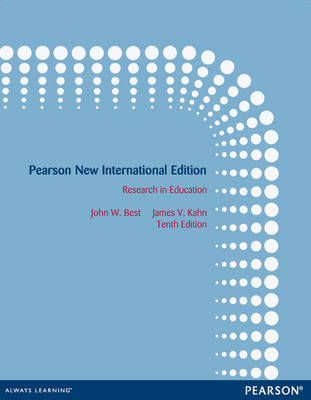 Research in Education: Pearson New International Edition (BOK)