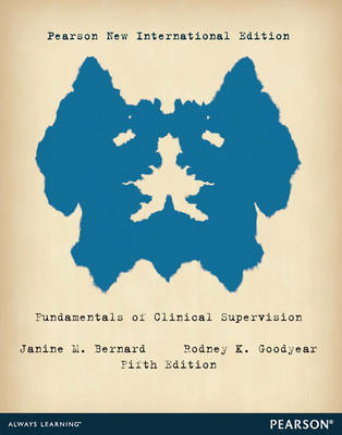 Fundamentals of Clinical Supervision (BOK)