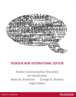 Human Communication Disorders: An Introduction (BOK)