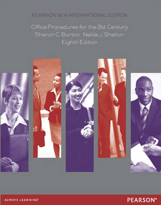 Office Procedures for the 21st Century (BOK)