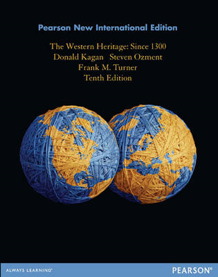 The Western Heritage: Since 1300 (BOK)