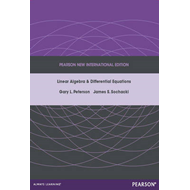 Linear Algebra and Differential Equations (BOK)