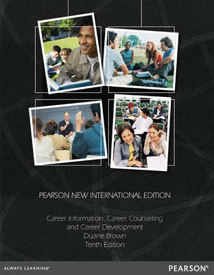 Career Information, Career Counseling, and Career Development (BOK)