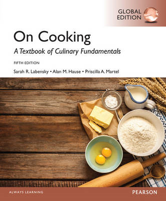 On Cooking: A Textbook for Culinary Fundamentals, Global Edi (BOK)