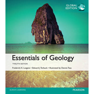 Essentials of Geology, Global Edition (BOK)