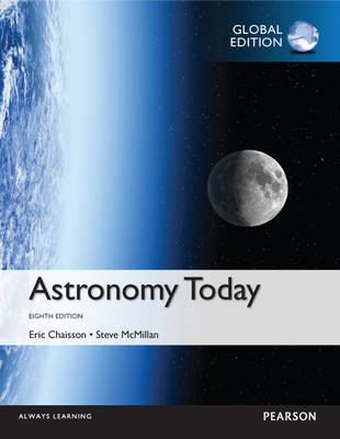 Astronomy Today, Global Edition (BOK)
