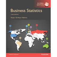 Business Statistics, Global Edition (BOK)