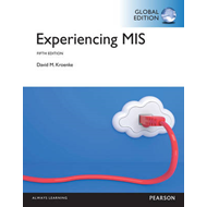 Experiencing MIS, Global Edition (BOK)