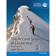 Art and Science of Leadership, Global Edition (BOK)