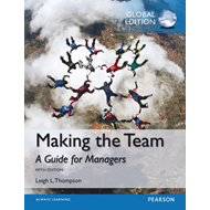 Making the Team, Global Edition (BOK)