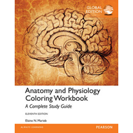 Anatomy and Physiology Coloring Workbook: A Complete Study G (BOK)