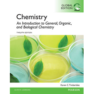 Chemistry: An Introduction to General, Organic, and Biologic (BOK)