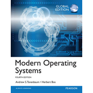 Modern Operating Systems: Global Edition (BOK)