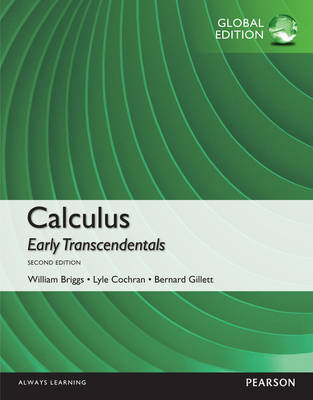 Calculus: Early Transcendentals, Global Edition (BOK)