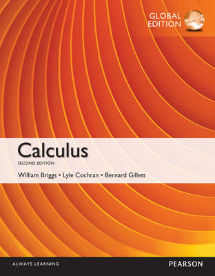 Calculus, Global Edition (BOK)