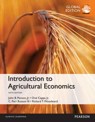 Introduction to Agricultural Economics, Global Edition (BOK)