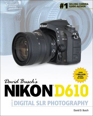 David Busch's Nikon D610 Guide to Digital SLR Photography (BOK)