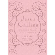 Jesus Calling - Deluxe Edition Pink Cover (BOK)