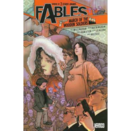 Fables: Volume 4: March of Wooden Soldiers (BOK)